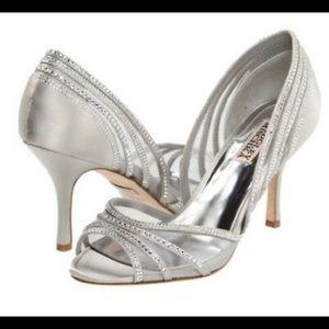Badgley Mischka Glynn heels